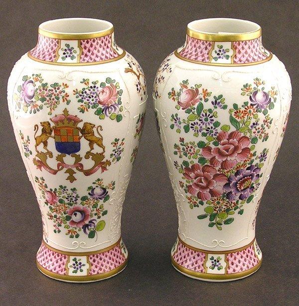 2013: Porcelain vase Sampson French