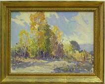 2217: Painting Landscape Brandriff California