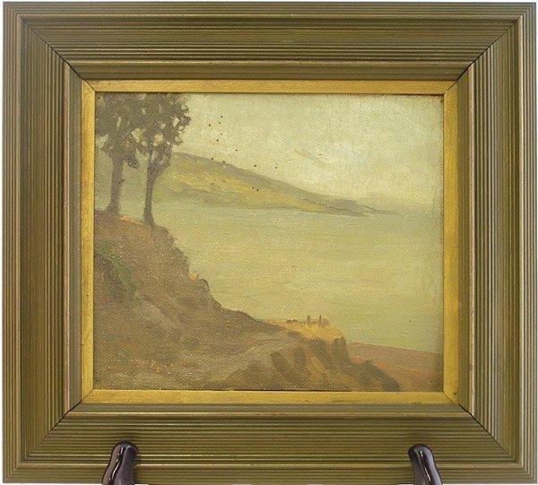 2529: Painting Ralph Stackpole Tonal