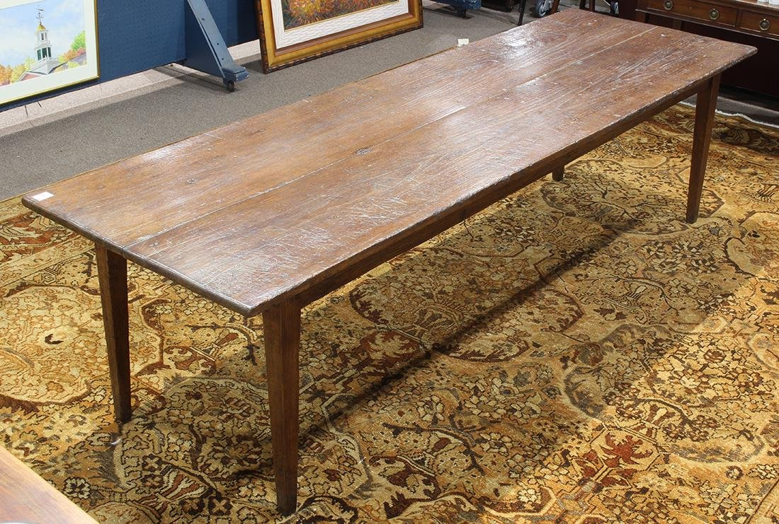 French harvest table circa 1850