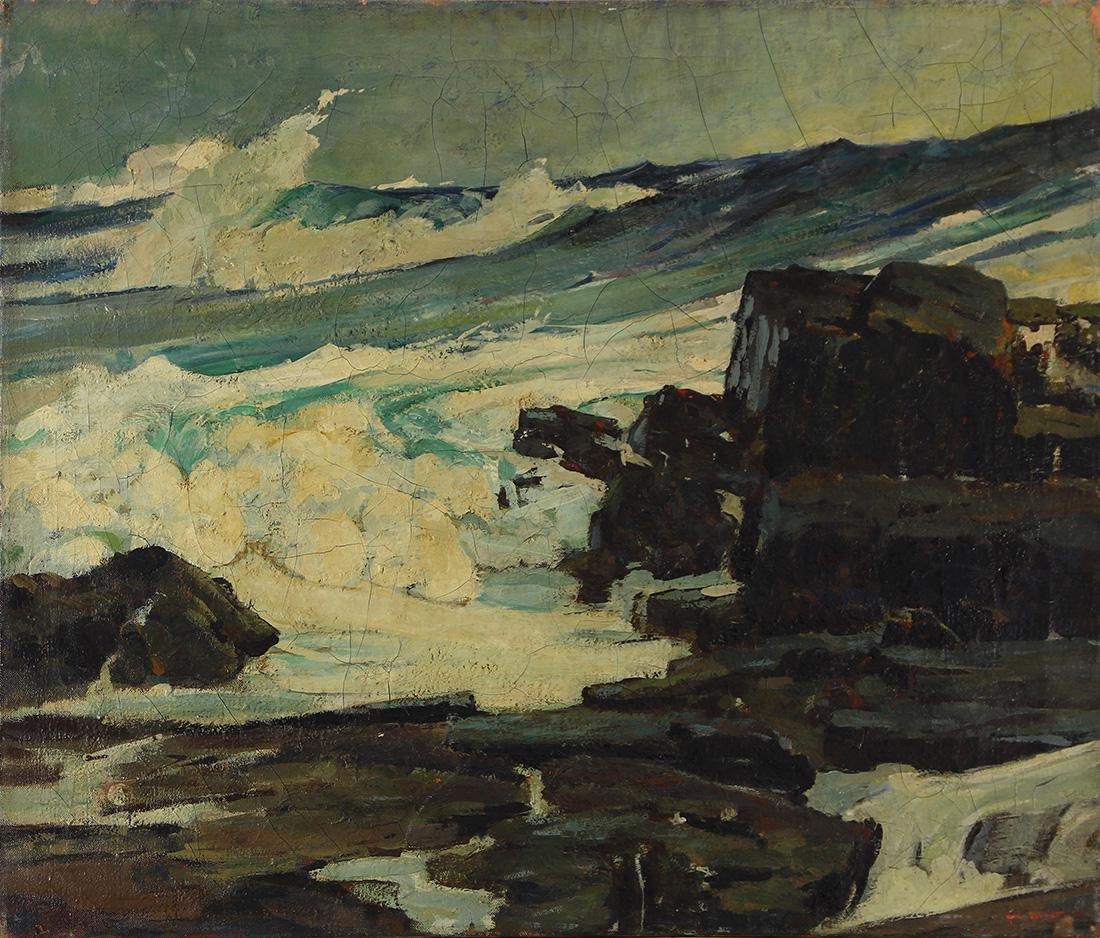 Painting, Karl Schmidt