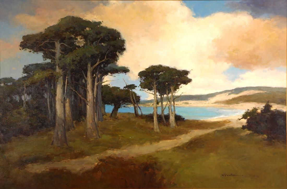 Painting, Marc Gaston
