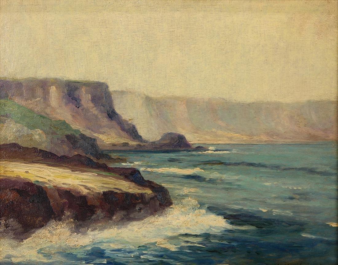 Painting,  Edward Langley