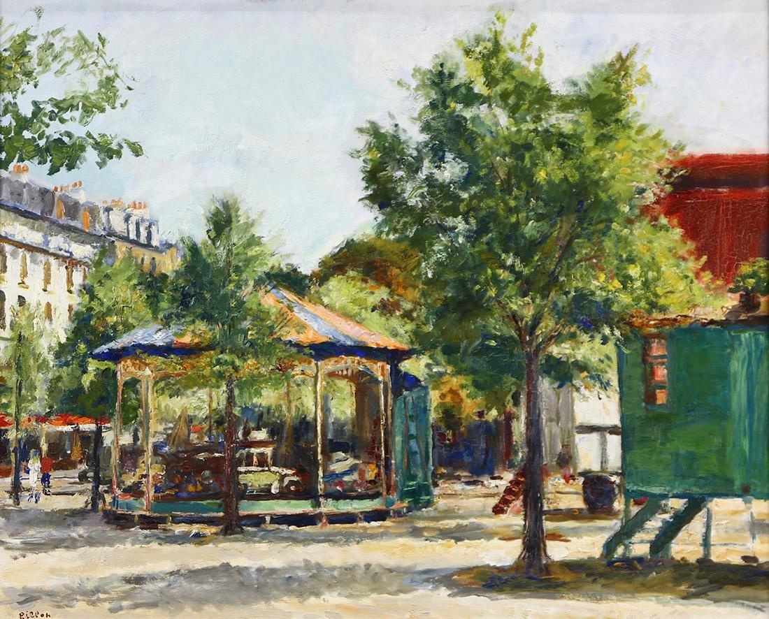 Painting, Arthur Fillon