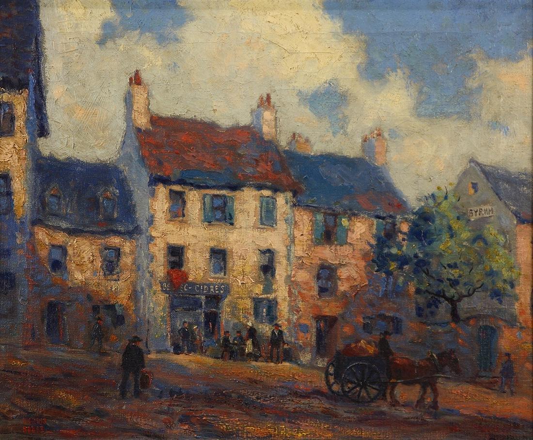 Painting, Morris Hobbs