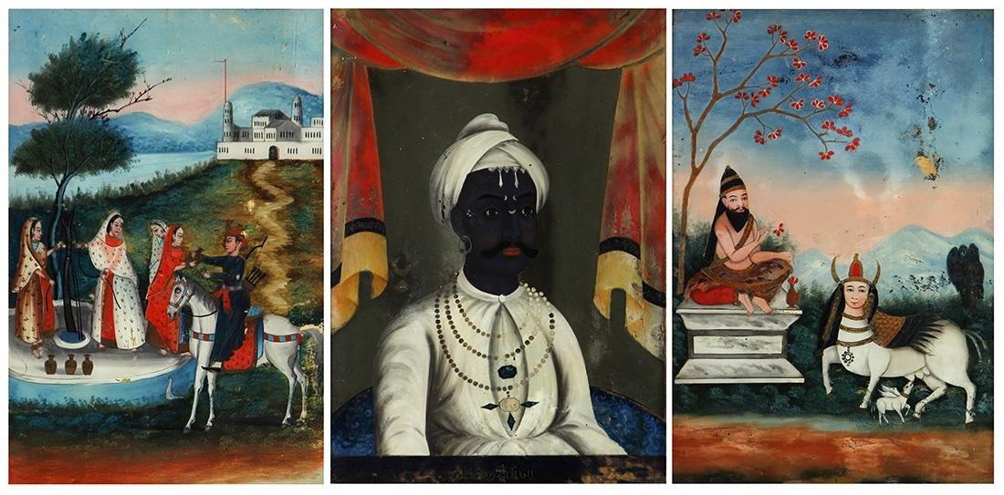 Paintings, East Indian School (18th century)