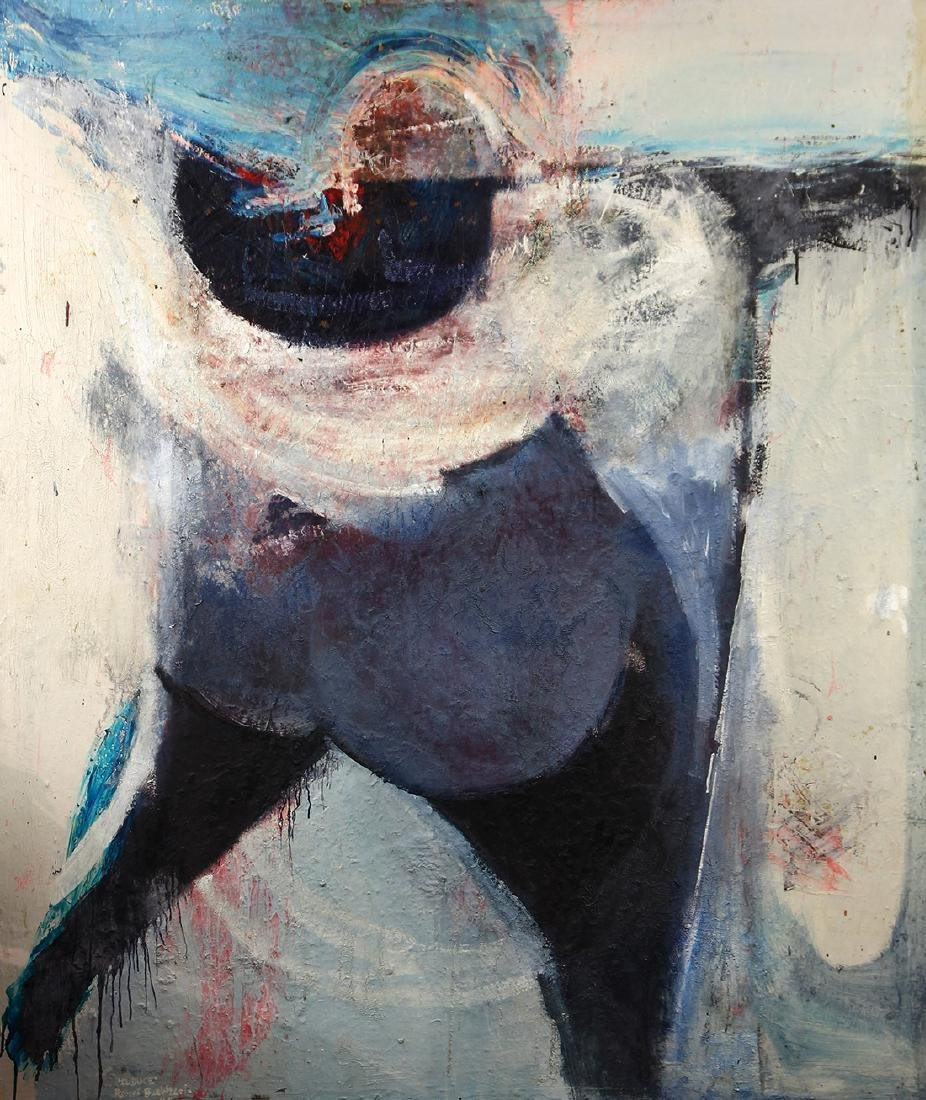 Painting, Robert Burkhart