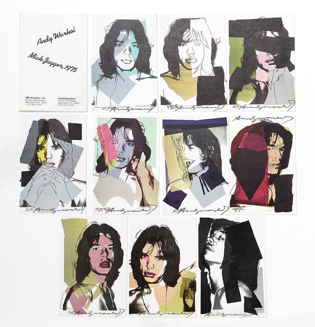 Prints, After Andy Warhol