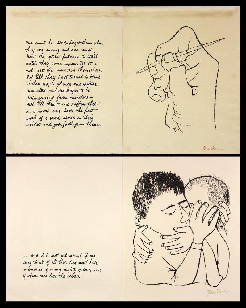 Prints, Ben Shahn