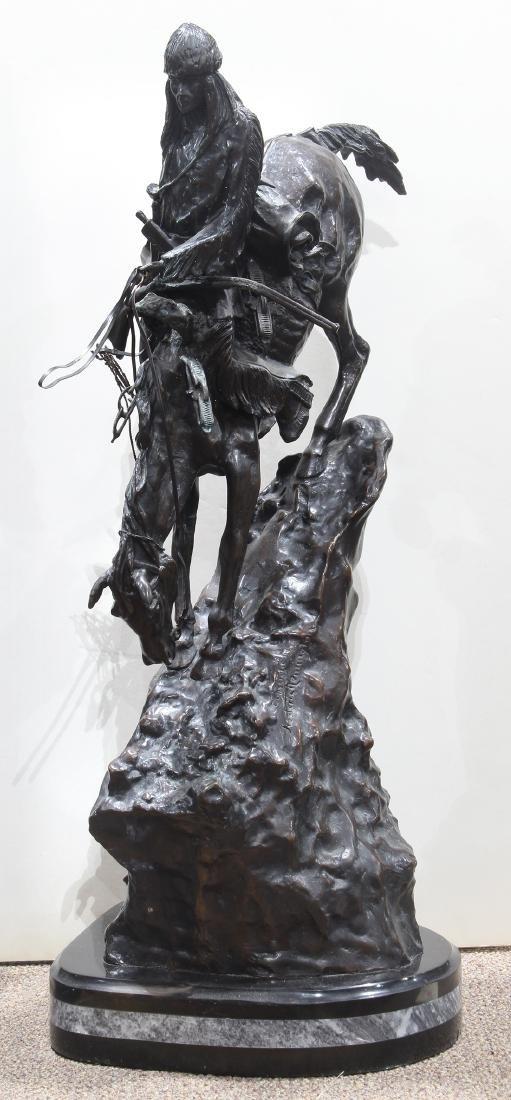 Sculpture, After Frederick Remington