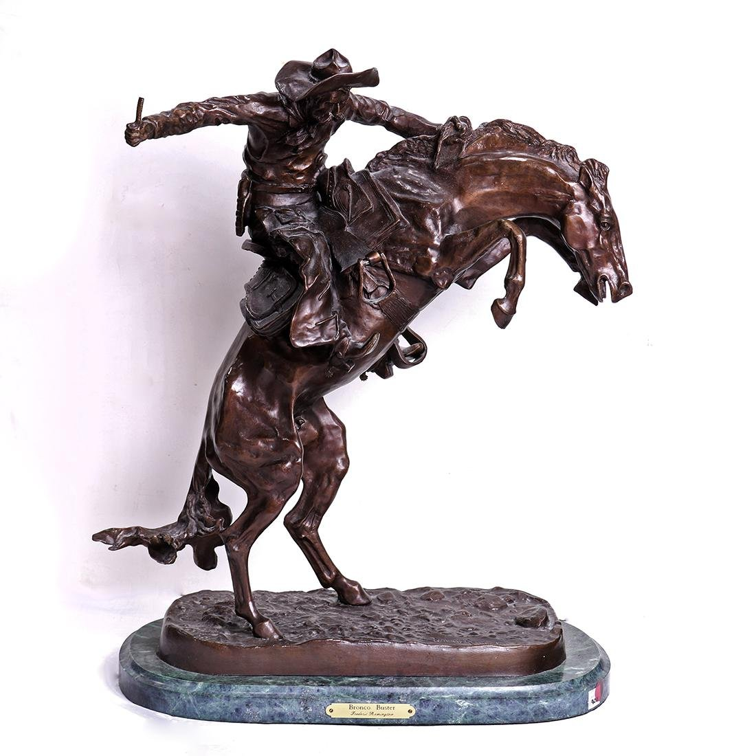 Sculpture, After Frederic Remington