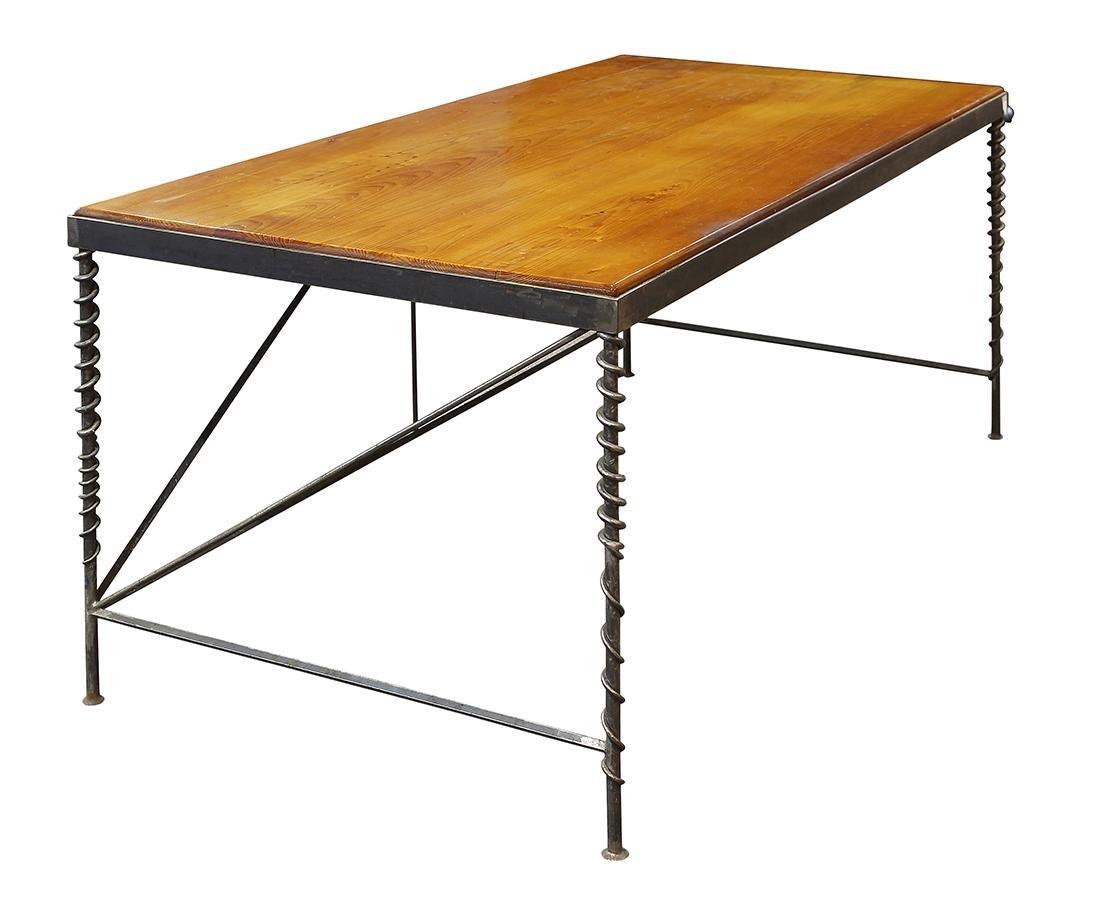 Bryan Tedrick (American 1955-) custom designed desk,