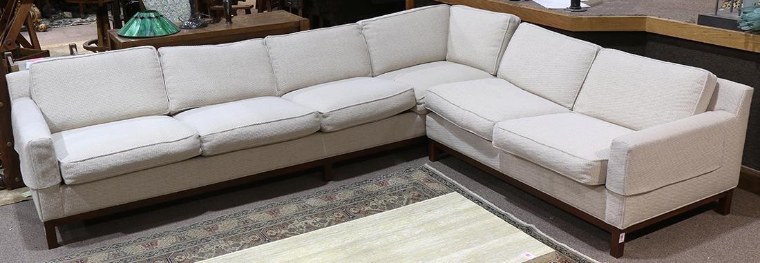 Danish Mid-Century Modern Domus Danica sectional sofa