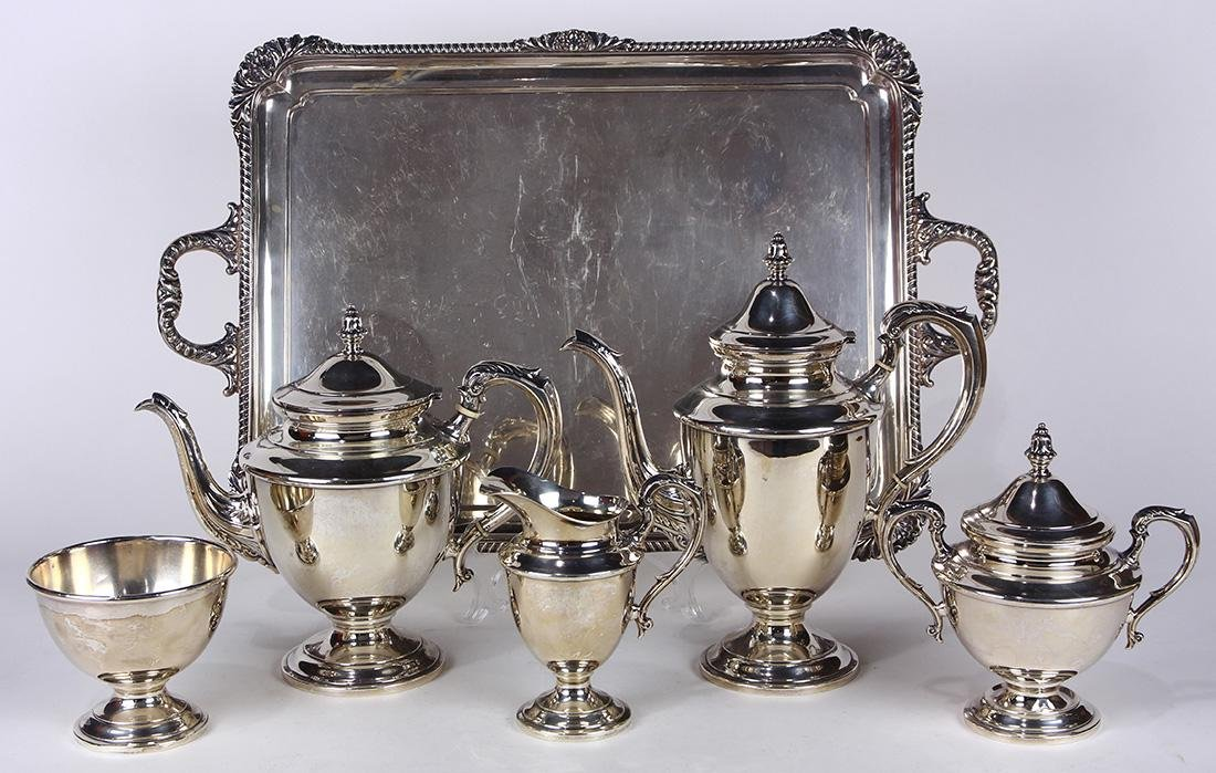 (lot of 6) Mueck-Cary sterling silver hot beverage