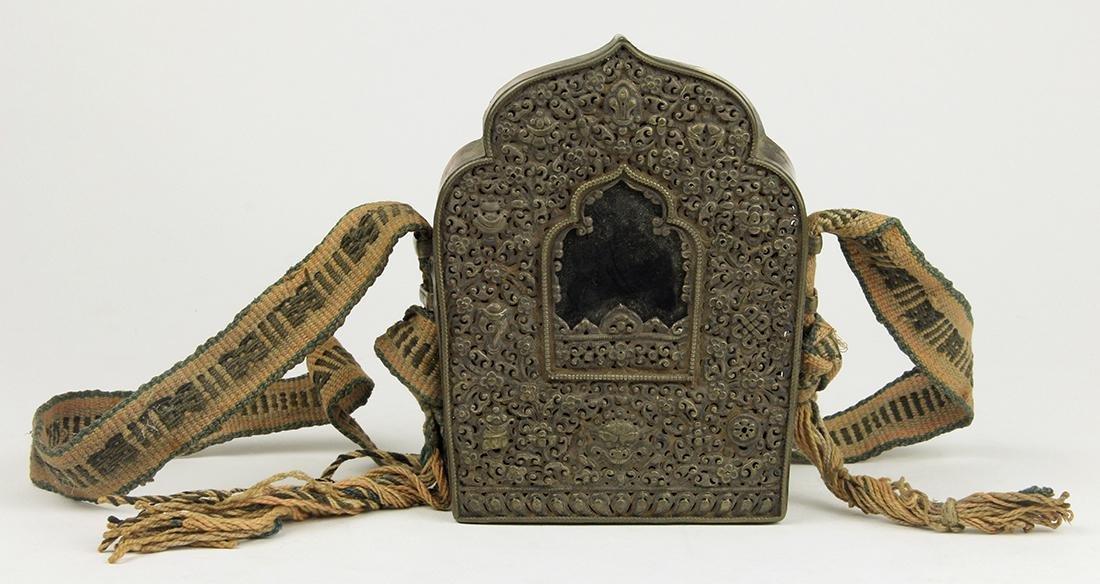 Himalayan Portable Shrine (Gau)