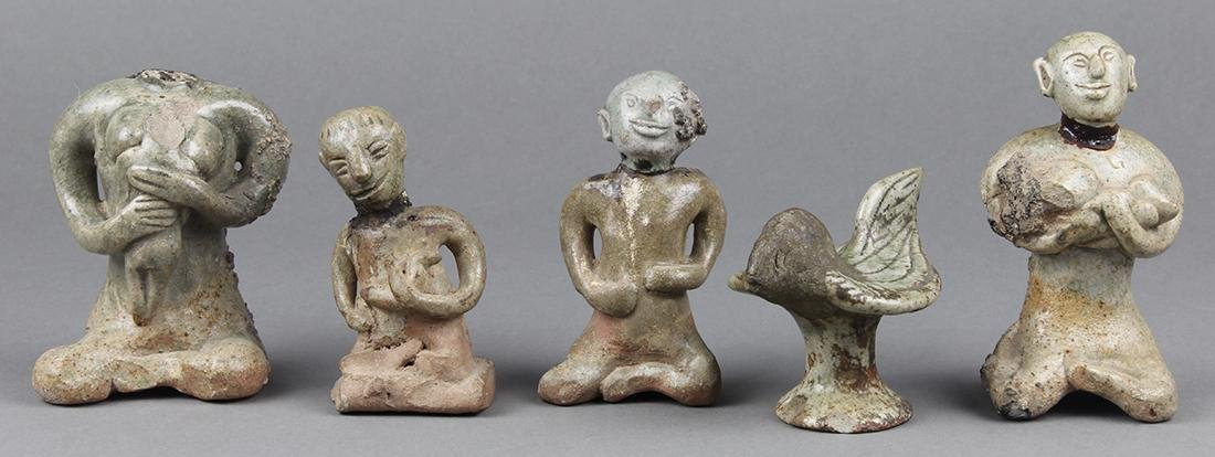 Thai Ceramic Figures