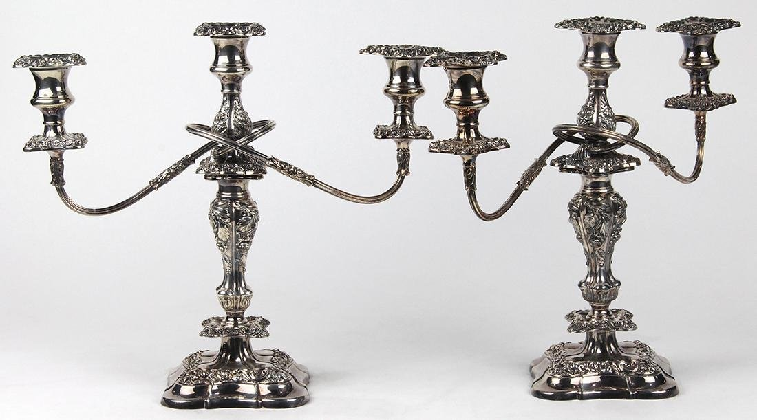 Pair of International Silver Co