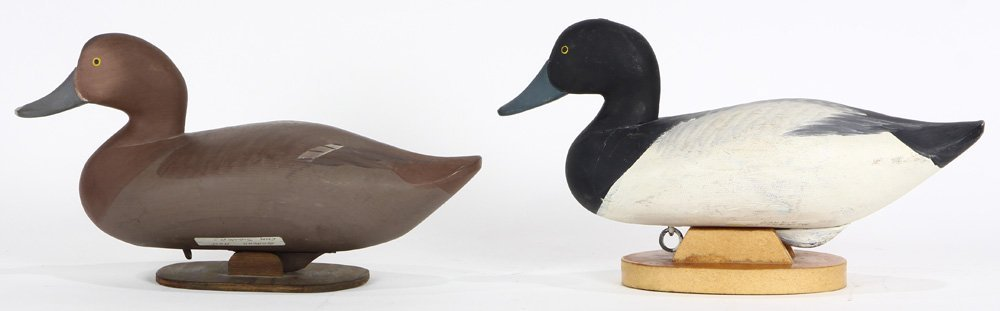 (lot of 5) Duck decoy group - 3