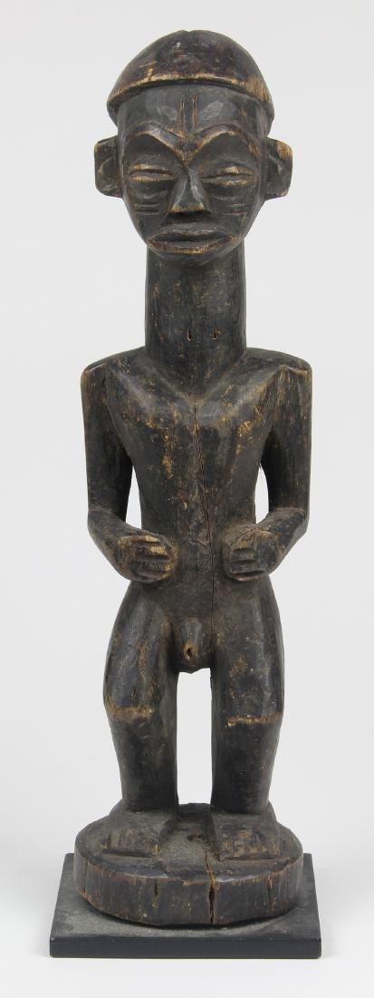 Congo figural sculpture