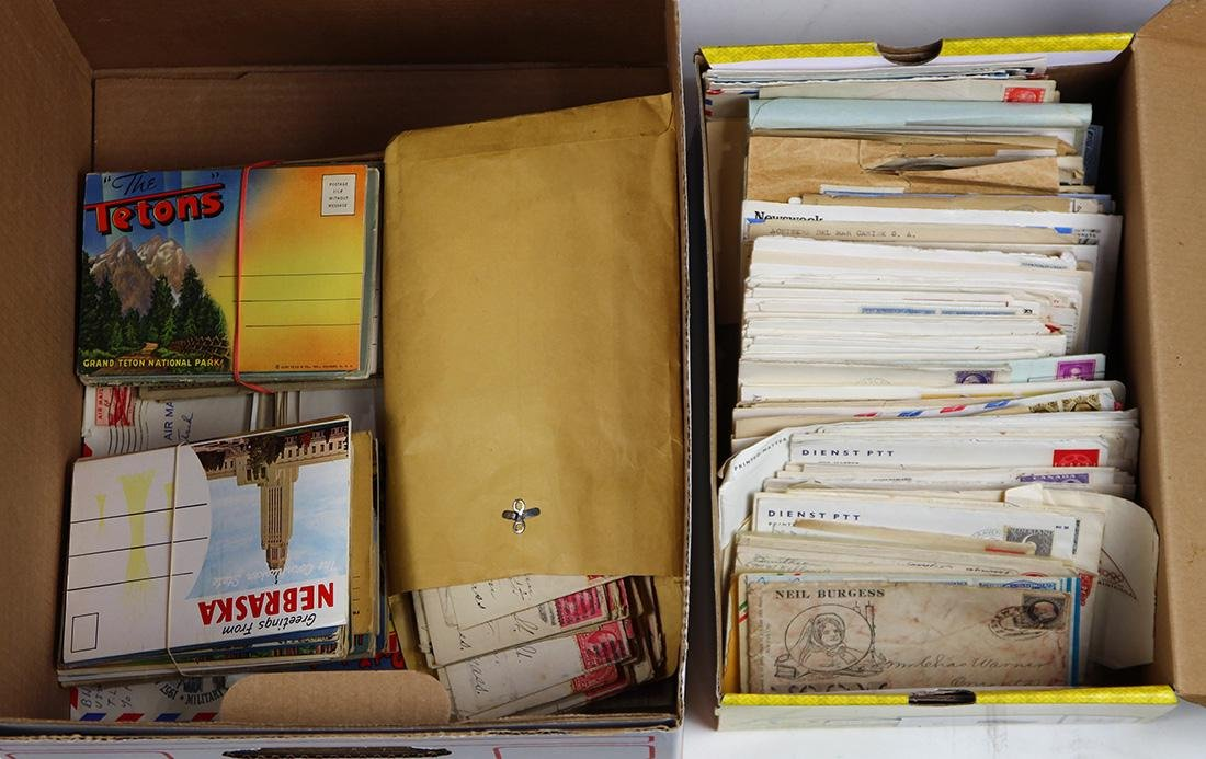 (lot of 200+) United States and miscellaneous cover