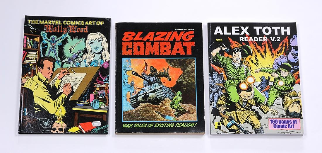 (lot of 20) Comic Book EC and Related titles group,