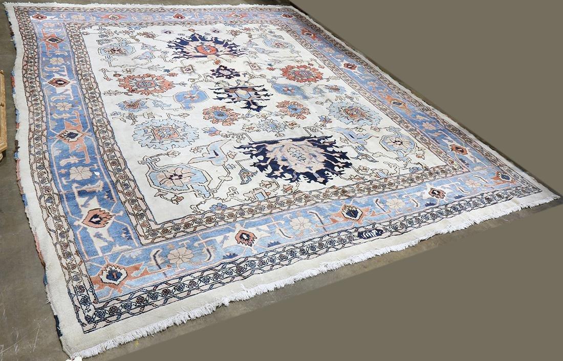 """Turkish carpet, 12' x 14'9"""""""