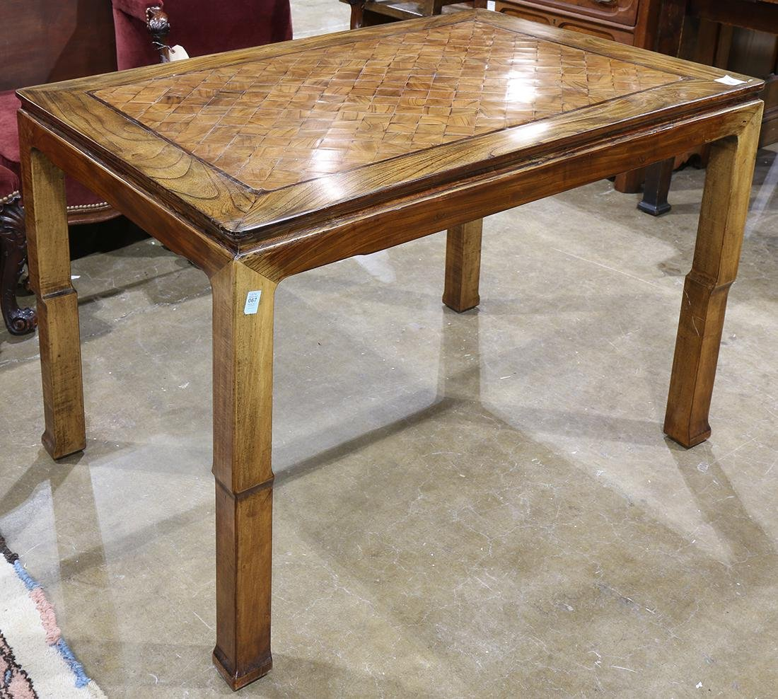 Chinese style center table