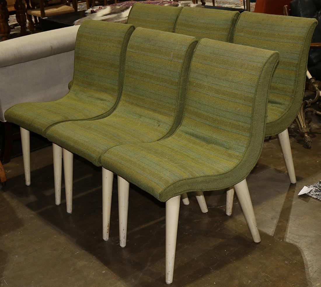 Mid-Century Modern Russel Wright for Conant Ball chairs