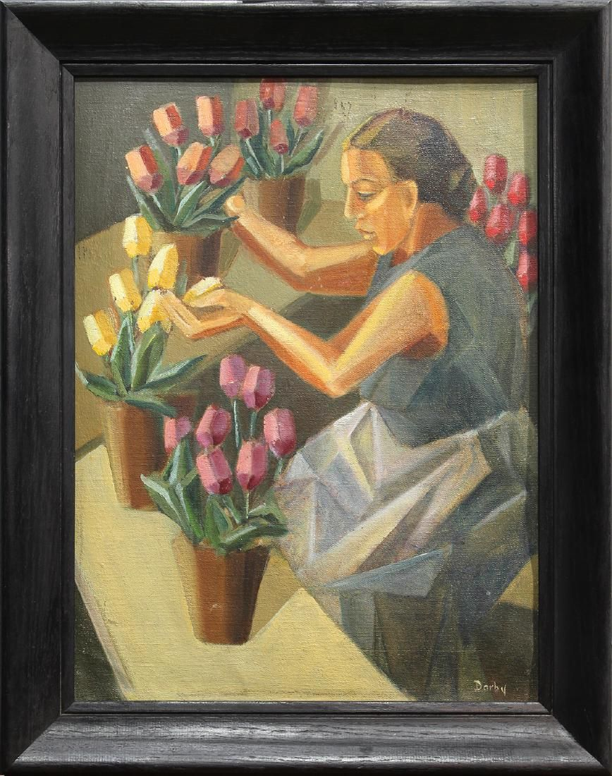 Painting, Louise Darby