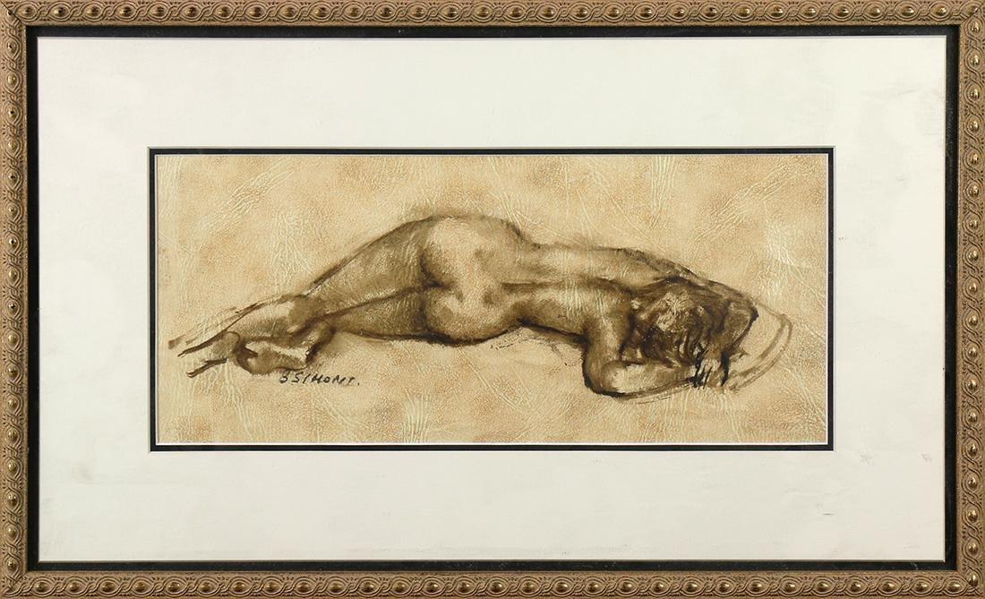 Work on paper, After Henri Matisse