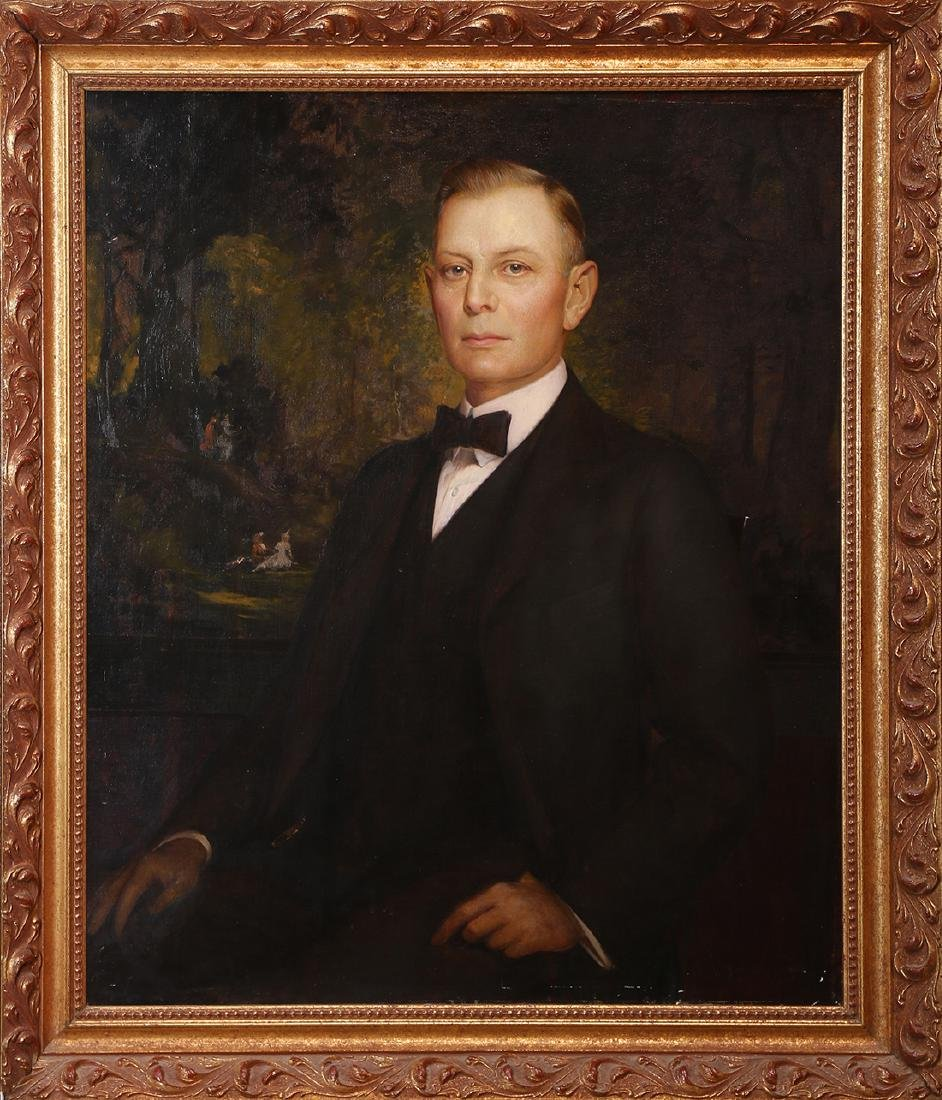 Painting, Charles Naegele
