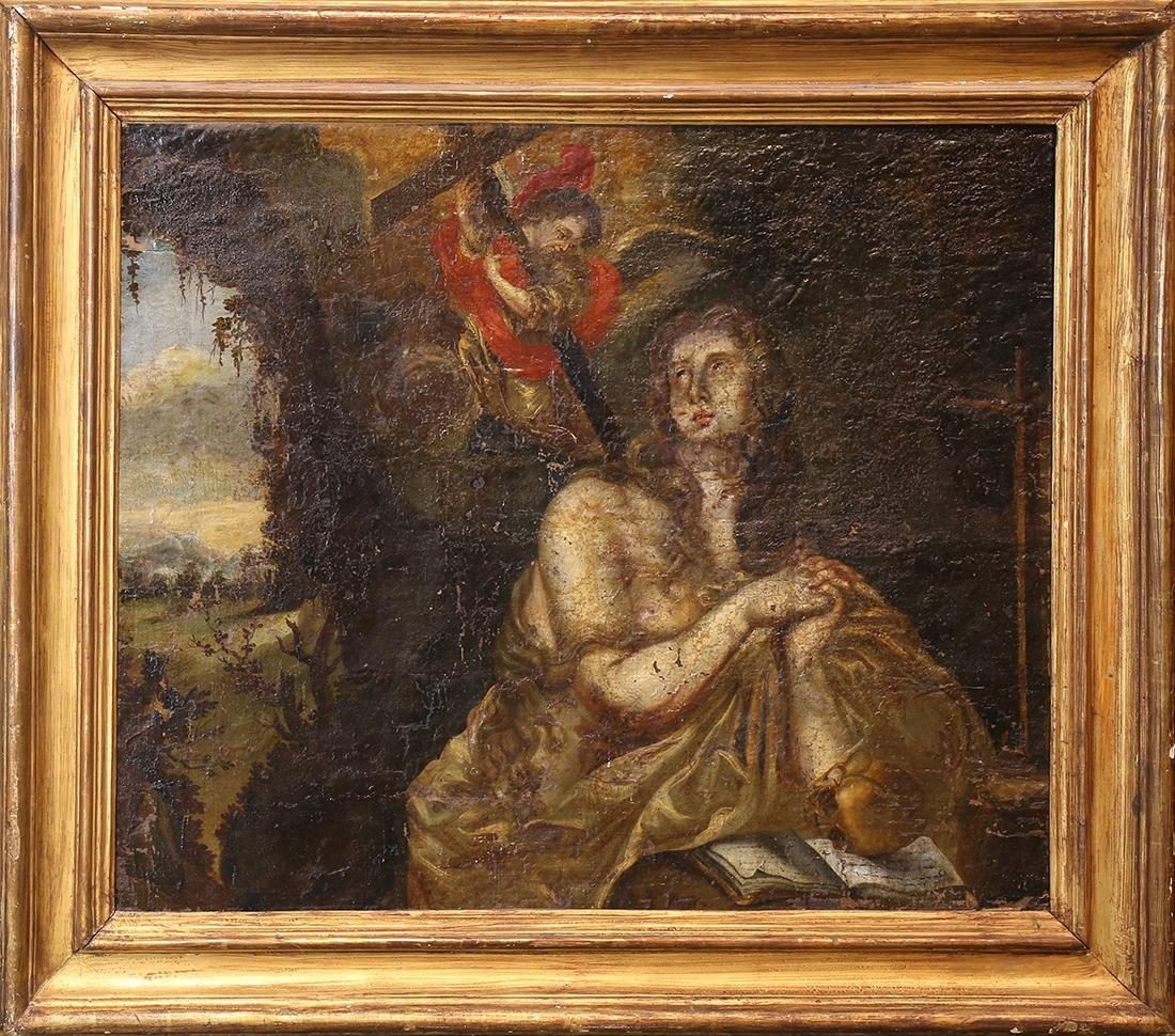 Painting, European School (17th/18th century)