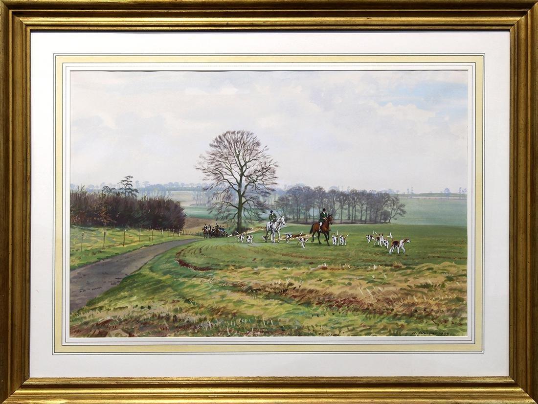 Painting, Arthur Weaver