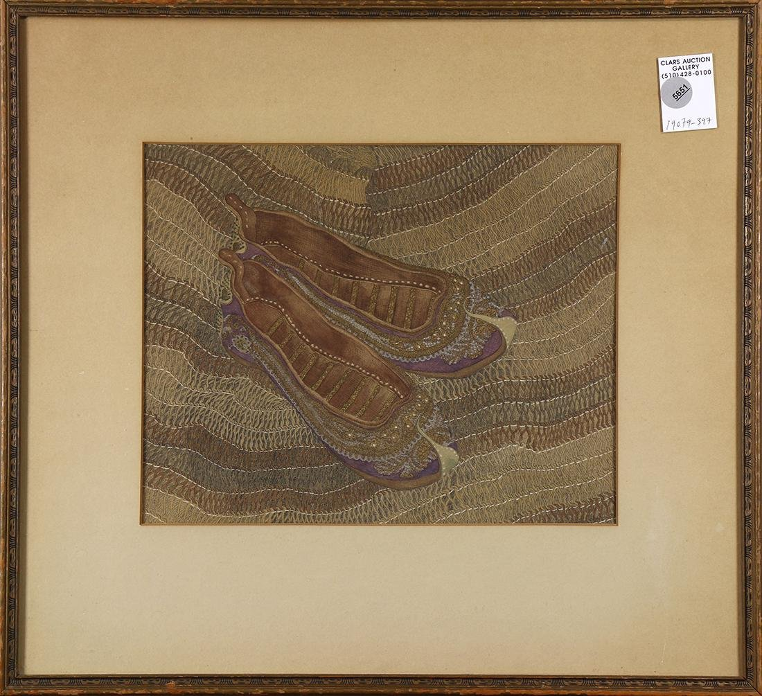 Work on paper, Attributed to Gisela Hirschberger