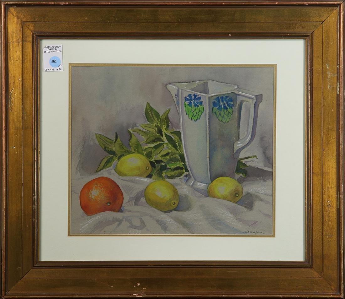 Watercolor, Harry Emmett Bellingham