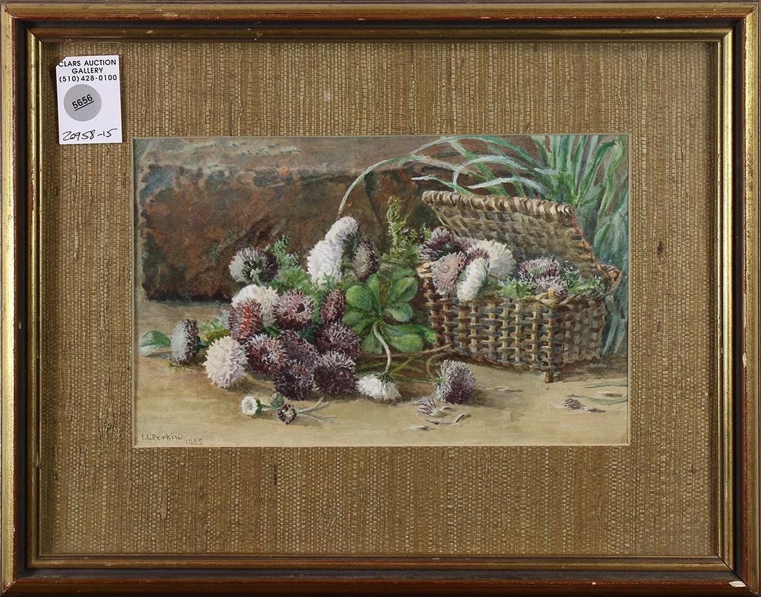 Watercolor, Isabelle L. Perkin