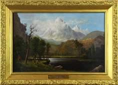 Painting, Follower of Albert Bierstadt
