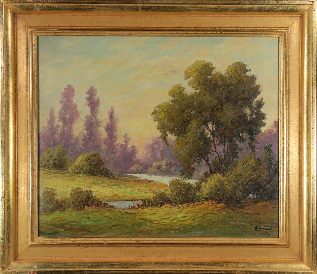 Painting, Henry Harlow Howe