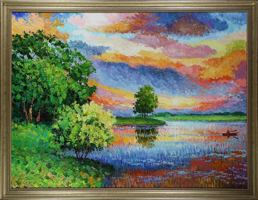 Painting, Alexander Antaneka