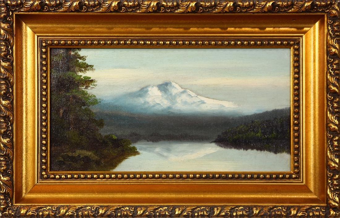 Painting, Richard Detreville
