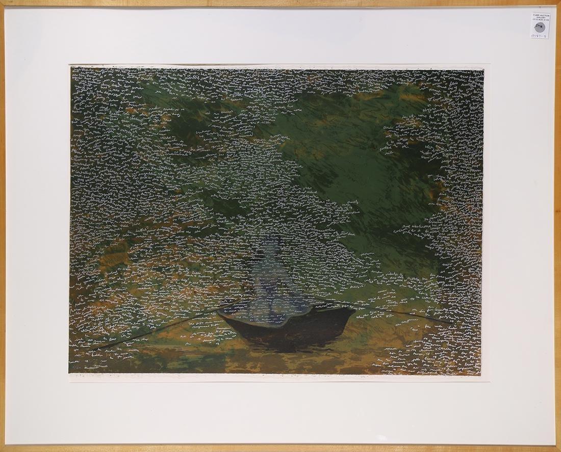 Print, May Stevens