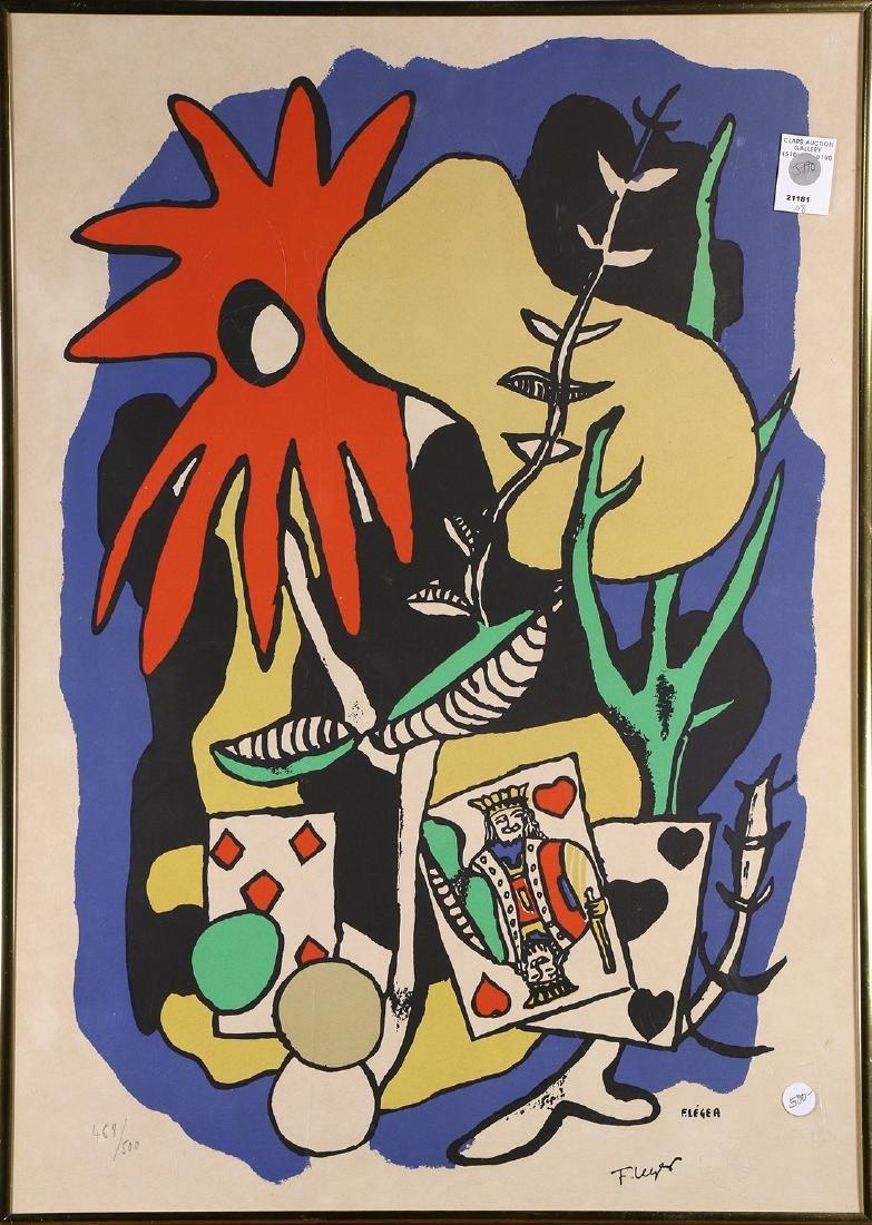 Prints, Fernand Leger