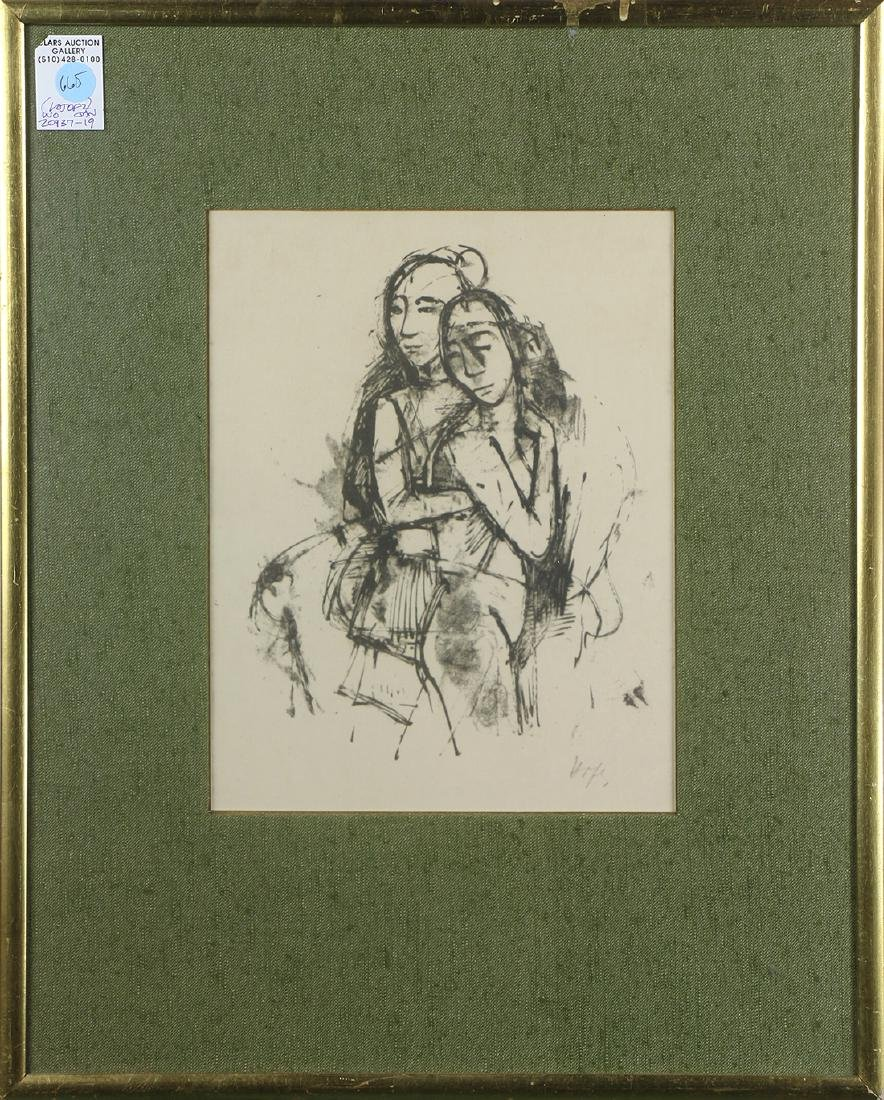 Prints, Karl Hofer