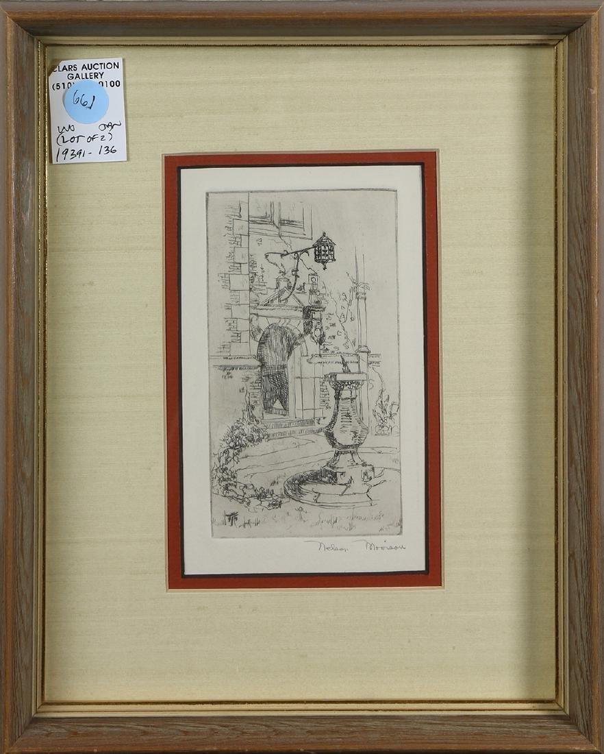 Prints, Leonard Squirrel and Nelson Morrison