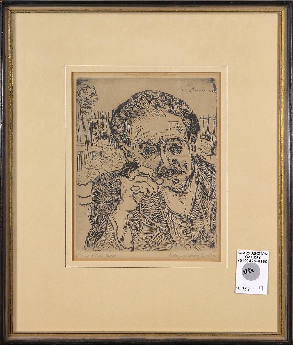 Print, After Vincent Van Gogh