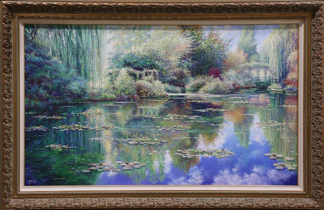 Painting, Yanush Stanislaw Godlewski