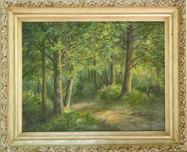 4002: painting Lydia Vercinsky Californian