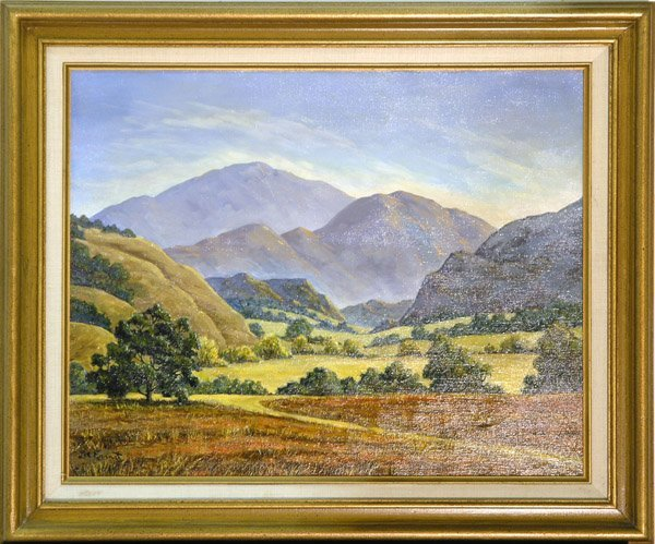 4004: Painting Landscape Ernst American