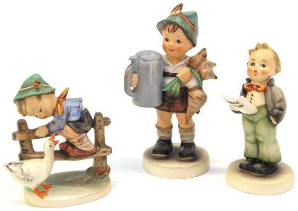 4014: Hummel figures Soloist Barnyard Hero