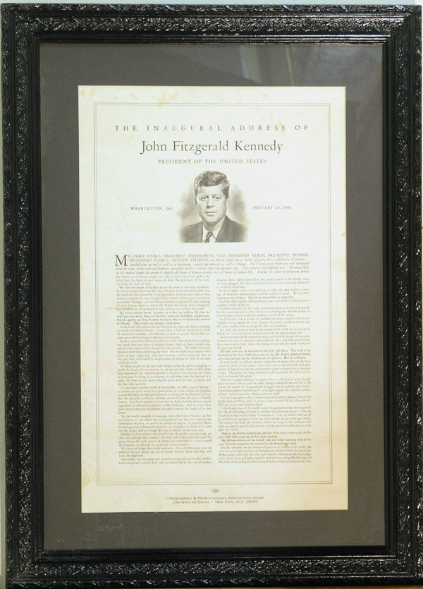 4450: vintage print presidential